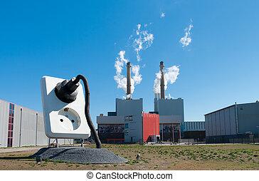 εργοστάσιο , δύναμη