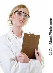 ερευνητής , ιατρικός