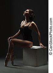ερωτικός , στούντιο , διατυπώνω , dance., μπαλλαρίνα , ελκυστικός προς το αντίθετον φύλον