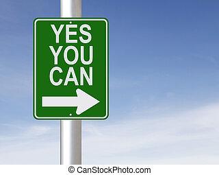 εσείs , ναι , μπορώ