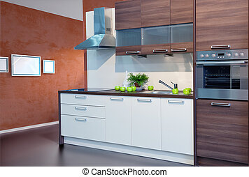 εσωτερικός , κουζίνα