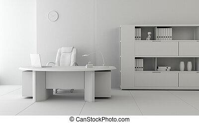 εσωτερικός , μοντέρνος , γραφείο