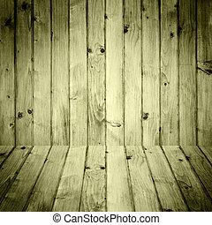 εσωτερικός , ξύλινος , εξωτερικός τοίχος οικοδομής , πατώματα , δωμάτιο