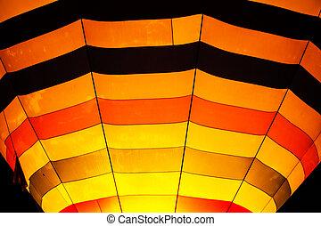 εσωτερικός , balloon, ζεστός , γραφικός , αέραs