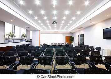 εσωτερικός , boardroom , μοντέρνος , γραφείο