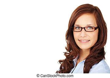 ευθυμία γυναίκα , γυαλιά