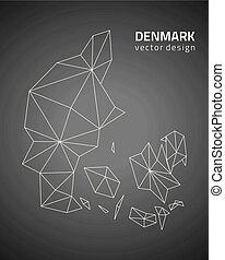 ευρώπη , δανία , μικροβιοφορέας , μαύρο , χάρτηs