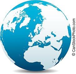ευρώπη , κόσμοs , ανώτατος , βόρειος πόλος