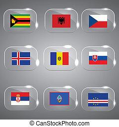 ευρώπη , κόσμοs , σημαίες