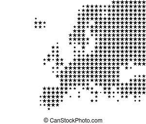 ευρώπη , χάρτηs