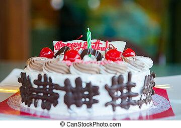 ευτυχισμένα γεννέθλια , κέηκ