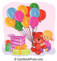 ευτυχισμένα γεννέθλια , card., φόρμα , χαιρετισμός