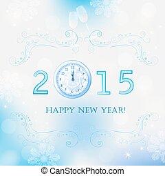ευτυχισμένος , εικόνα , νέο έτος