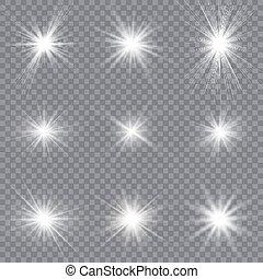 ευφυής , θέτω , stars.
