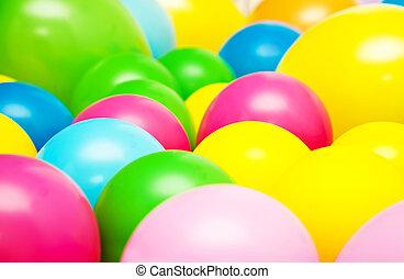 ευφυής , πάρτυ , multicolor , μπαλόνι