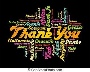 ευχαριστώ , αισχρολογίες , διαφορετικός , εσείs , λέξη , σύνεφο