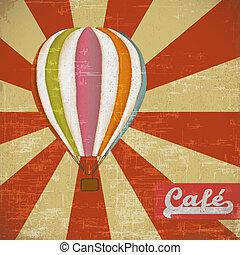 ζεστός , balloon, αέραs