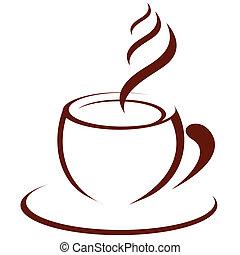 ζεστόs καφέs