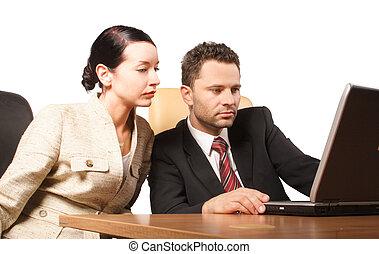 ζευγάρι , εργαζόμενος