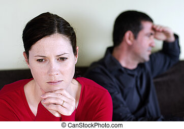 ζευγάρι , - , σχέση , γενική ιδέα , φωτογραφία