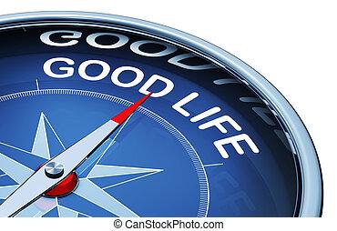 ζωή , καλός