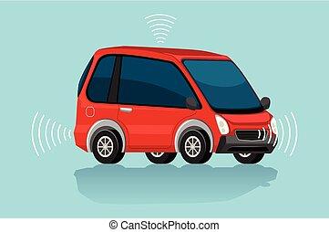 ηλεκτρικός , αριστερός άμαξα αυτοκίνητο