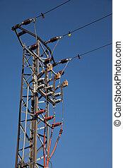 ηλεκτρισμόs , διανομή