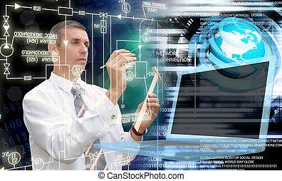 ηλεκτρονικός εγκέφαλος τεχνική ορολογία