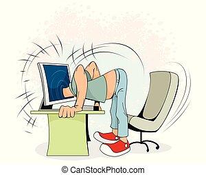 ηλεκτρονικός υπολογιστής , άντραs