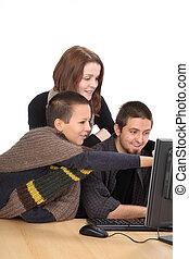 ηλεκτρονικός υπολογιστής , γενεά