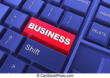 ηλεκτρονικός υπολογιστής , επιχείρηση , κλειδί , πληκτρολόγιο