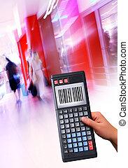 ηλεκτρονικός υπολογιστής , handheld