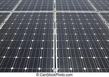 ηλιακός , panel.