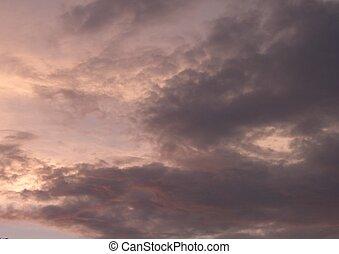 ηλιοβασίλεμα , κόκκινο