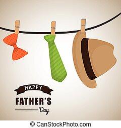 ημέρα , ευτυχισμένος , πατεράδες , εικόνα