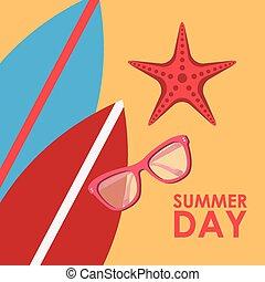 ημέρα , καλοκαίρι
