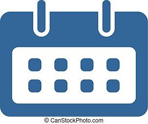 ημερολόγιο , σχεδιάζω , σύμβολο