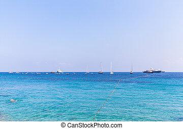 θάλασσα , μεσογειακός