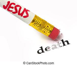 θάνατος, ακολουθία, ιησούς