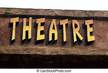 θέατρο , αναχωρώ. , θέατρο , αναχωρώ.