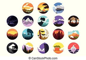 θέα , βουνό , διαφορετικός , θέτω , φύση , l , φορές , άγριος , μικροβιοφορέας , διευκρίνιση , τοπίο , στρογγυλός , ημέρα
