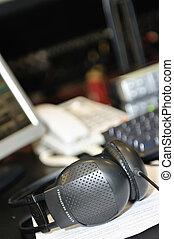 θέση , ασύρματος μικρόφωνο