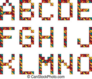 θέτω , από , 15 , γράμματα , από , αλφάβητο , μέσα ,...