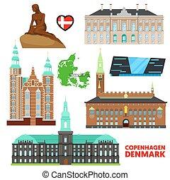 θέτω , δανία , ταξιδεύω , εικόνα , μικροβιοφορέας , ...
