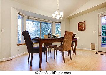 θέτω , δωμάτιο , ξύλινος , γεύμα , ευφυής , θαυμάσιος , τραπέζι