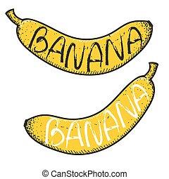 θέτω , λέξη , μπανάνες , γράφω άσκοπα , handmade., 2 , ανταμοιβή