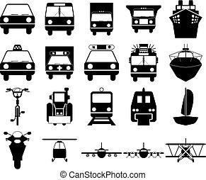 θέτω , μεταφορά , απεικόνιση