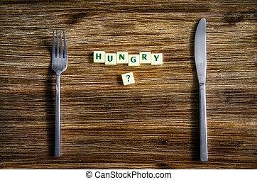 θέτω , ξύλινος , ερώτηση , πεινασμένος , ασημικά , τραπέζι