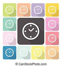 θέτω , ρολόι , χρώμα , εικόνα , μικροβιοφορέας , εικόνα