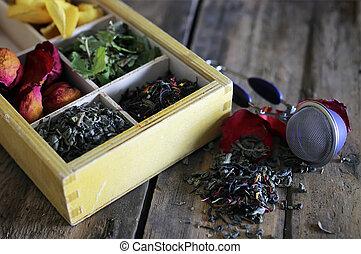 θέτω , τσάι , άγαρμπος αγωγή , τριαντάφυλλο